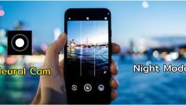 Neural Cam - ứng dụng tuyệt vời để trải nghiệm chế độ chụp đêm Night Mode trên các đời iPhone cũ.