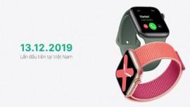 Danh sách chính thức các dòng Apple Watch có thể dùng được eSim của nhà mạng Viettel vào 13/12/2019