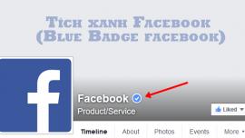 Cách tạo ảnh đại diện Facebook có tích xanh như người nổi tiếng