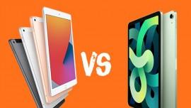 6 Lý do nên mua iPad Air 4 thay vì iPad Gen 8