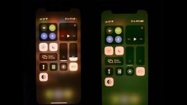 Giải thích hiện tượng màn hình iPhone trắng vàng và trắng xanh