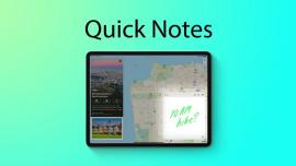 Cách sử dụng Ghi chú nhanh trên iPad siêu đơn giản