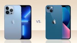 iPhone 13 so với iPhone 13 Pro: Nên chọn mua cái nào?