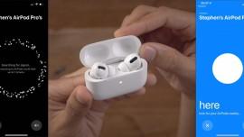 Apple tung ra các tính năng hỗ trợ tìm AirPods Pro và AirPods Max khi bị mất