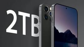 [Tin đồn] Vượt cả iPhone 13 khi iPhone 14 có thể có dung lượng lưu trữ lên đến 2TB